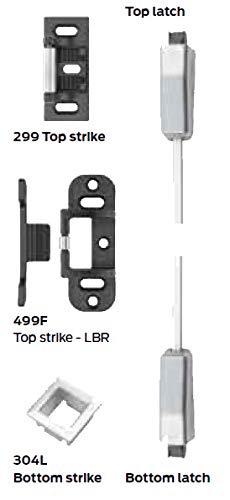 3 Von Duprin 9927EOF33 9927EO-F US3 Surface Vertical Rod Device