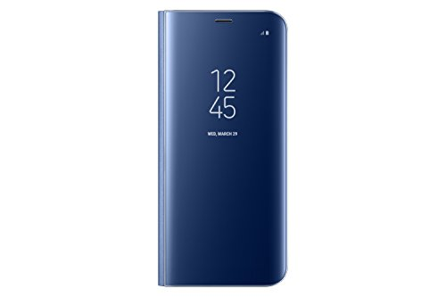 Samsung Galaxy S8 S-View Flip Cover with Kickstand, Blue