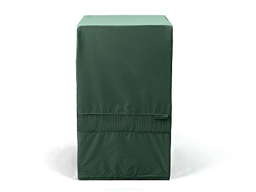 CoverMates – Square Smoker Cover – 32W x 32D x 40H – Elite Collection – 3 YR Warranty – Year Around Protection - - Covermates Smoker Covers