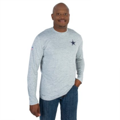 883fa8a53 Image Unavailable. Image not available for. Color  Dallas Cowboys Nike Dri-Fit  Touch ...
