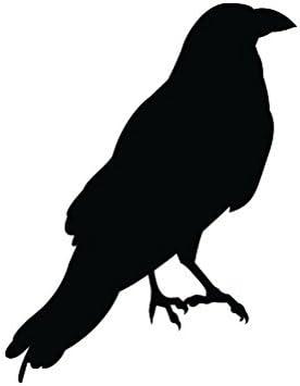 Crows Vinyl Decal