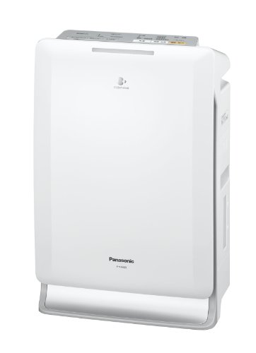 Panasonic Air Purifier with Humidifying Function Econavi x Nanoe White F-VXH35-W