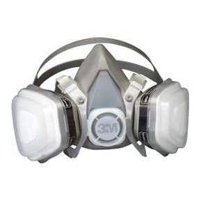 3M Dual Cartridge Respirator 07192 Organic P95 MEDIUM