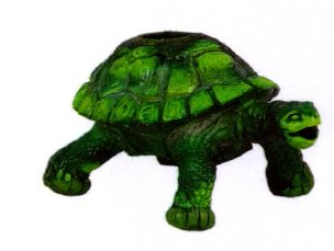 The Geo Turtle Smoking Collectible Novelty Tobacco Pipe