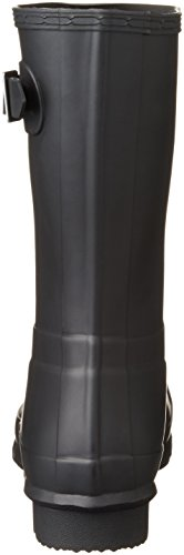 Boot Original Black Men's Rubber Short Hunter Mid Calf wCTFpx1x
