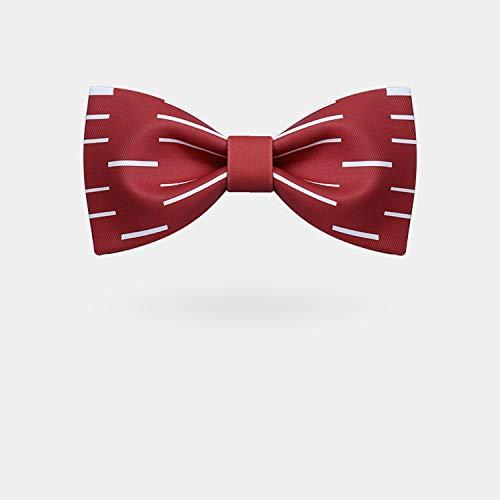 WATERMELON Personalidad Festivo Rojo Impresión Digital Corbata ...