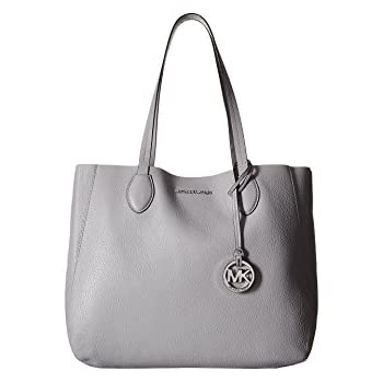396f399d32f8 Amazon.com: MICHAEL Michael Kors Womens Mae Leather Reversible Tote ...