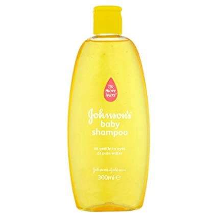 Johnsons Baby Shampoo 6 x 300ml