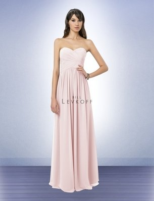 254213d6328 Amazon.com   Bill Levkoff- Bridesmaid Dress Style 778 Petal Pink Size 4    Everything Else