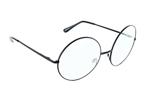 Overs (Round Frame Glasses Costume)