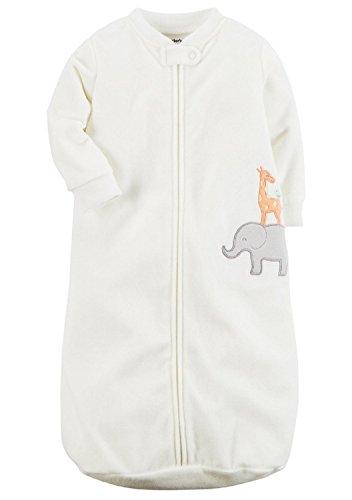 Carters Unisex Fleece Sleepbag Sleepsuit
