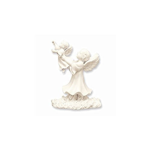 Angel Baby Ornament - 1