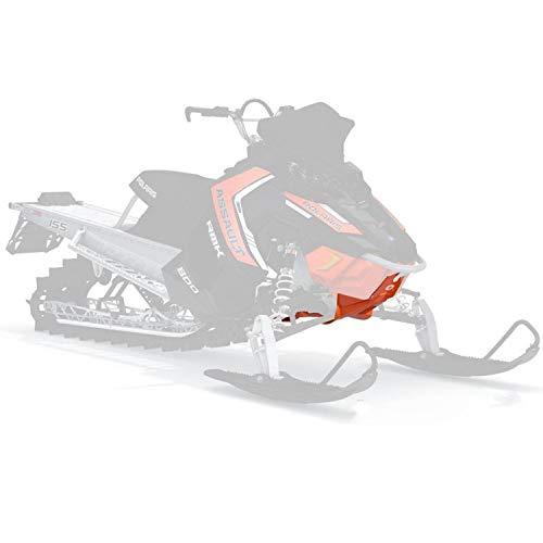 Polaris New OEM Ultimate Skid Plate Orange Axys Rush Switchback, 2880383-647