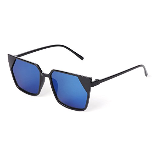 Gafas UV400 11 marco 2 JAGENIE para espejo de de cuadradas sol protección venta dnazUTO