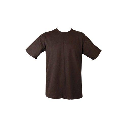 Kombat UK Herren T-Shirt Schwarz Schwarz