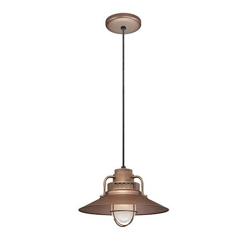 Millennium RRRC14-CP One Light Pendant Copper
