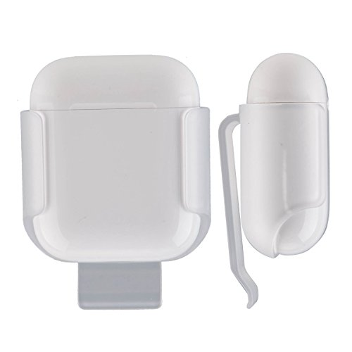 ColorCoral AirPods Clip Light Pocket Holder Case for Apple Airpods