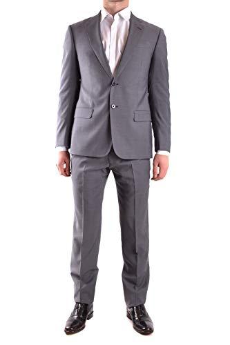 Armani Collezioni Men's Vcvgebvc002620 Grey Wool ()