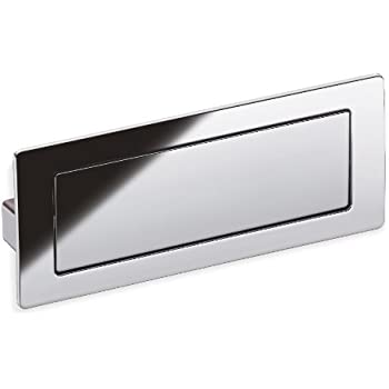 Flush Door Pull For Pocket Doors 2 Pack Recessed Finger