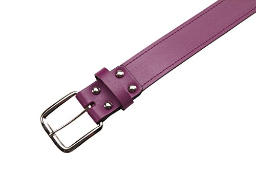 Athletic Specialties Leather Baseball Belt 1-1/2