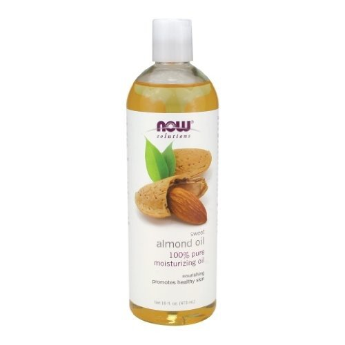 Now Foods Sweet Almond Oil 16oz 2 Pack (Now Foods Sweet Almond Oil)