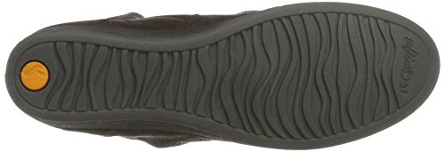 Softinos Women's Ayo411sof Closed-Toe Heels Braun (Dk Brown) fdLA97IF3Y