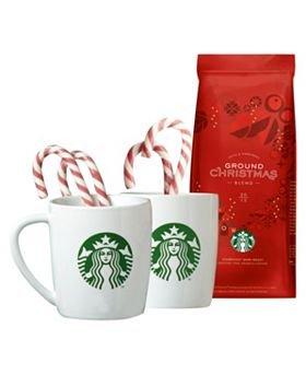 Starbucks Mug And Coffee Gift Set Amazon Co Uk Kitchen Home