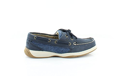 Cognac Sperry Blue True Women's Intrepid Top sider vYfpv