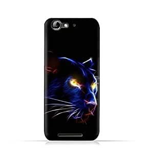 Infinix Alpha marvel X502 TPU Silicone Protective Case with Panther Eye