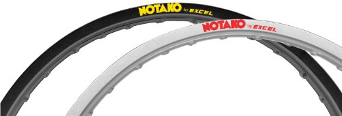 Excel GESN11 Silver 19'' x 2.15'' 32-Hole Notako Motorcycle Rim by Excel (Image #1)