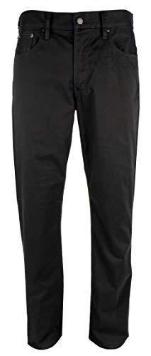 - Polo Ralph Lauren Men's Prospect Straight Stretch Pants-BLK-33WX32L Black