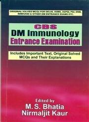 CBS DM Immunology:Entrance Examination PDF