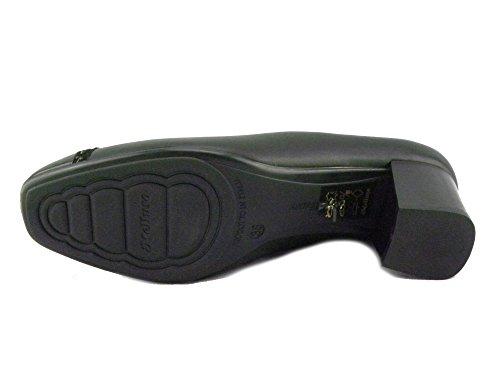 Melluso Comoda Con I1214 Scarpa Nero Tacco X5471 ZrZCqwp