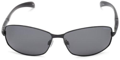 hombre Gafas Black P4126 Grey Aviador para Pz de sol Polaroid Negro 8gxdnYqY
