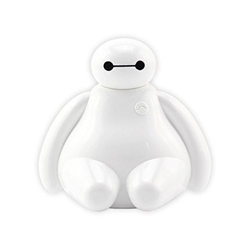 Pre-Sell Info Think Big Hero 6 Baymax USB Flash Drive 8GB New High Quality Telescopic Traditional Stereoscopic USB
