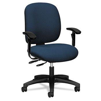 HON 5903AB90T ComforTask Series Multi-Task Swivel/Tilt Chair, Blue