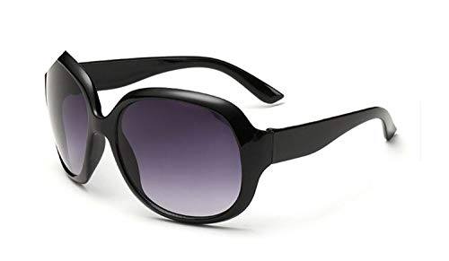 2019 NEW Summer Sunglasses Women Sun Glasses Vintage 10 Colors Fashion Big Frame UV400 Oculos Feminino YJW015 (Sonnenbrille Lanyard)