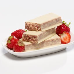 Strawberry Shortcake High Protein Diet Bars pack of 7 1.6 oz bars