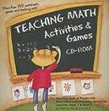 Teaching Math Activities and Games, Deanna Horstmeier, 1890627976