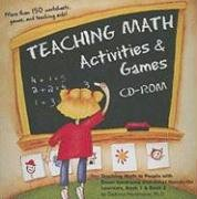 Teaching Math Activities and Games CD-ROM