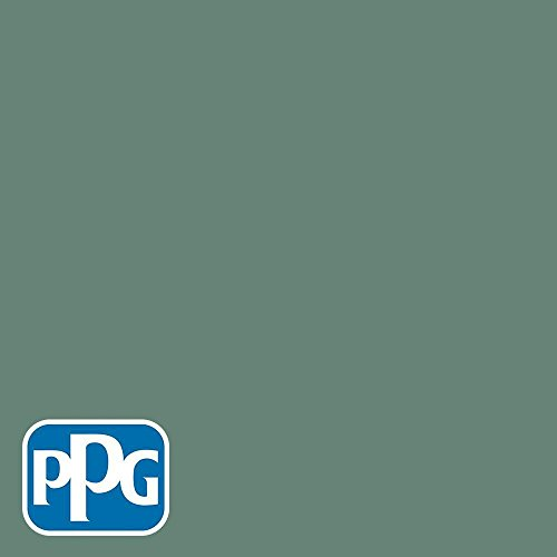 HDGB12D Gloucester Green Eggshell Interior Paint with Primer ()