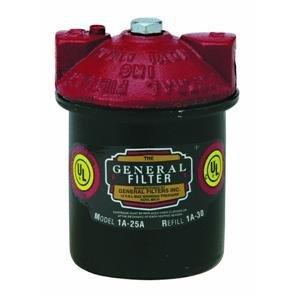 oil burner filter - 8