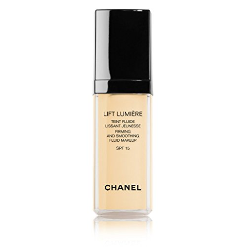 Chanel Natural (CHANEL LIFT LUMIÈRE FIRMING AND SMOOTHING FLUID MAKEUP SPF 15 30ML. # 30 - CENDRE)