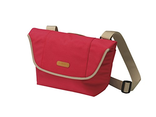 Panasonic DMW-BAG2-R Red | Soft Carrying Bag for LUMIX GX1/GF5/GF3/GF2/GH2/G3/G2 (Japan Import)