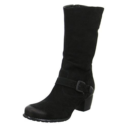 ara Shoes Damenstiefel Schwarz