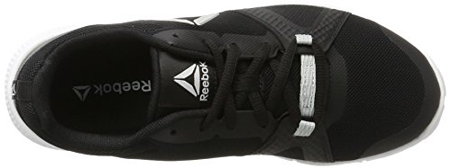 Women's Skull Grey Trainflex Fitness Black Black Shoes Reebok Lite White 4dqBRBy0