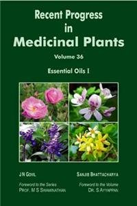 Download RECENT PROGRESS IN MEDICINAL PLANTS, VOLUME 36: ESSENTIAL OILS I PDF