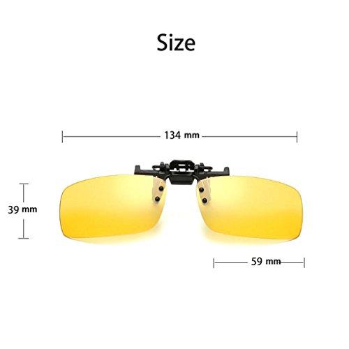et Jaune polariseur sports de ski anti de tir Parker Gris conduite nuit lunettes plein vision neutres vision 2 de hommes protectrice paires ébd7WhdDTJYqsement clip UV400 air lunettes femmes soleil nuit fwTqzFU