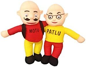 Buy Sharma Creations Motu Patlu Soft Toys for Kids