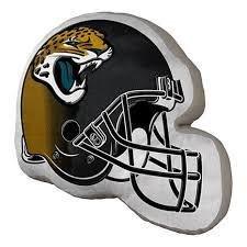 The Northwest Company Jacksonville Jaguars Helmet Plush -